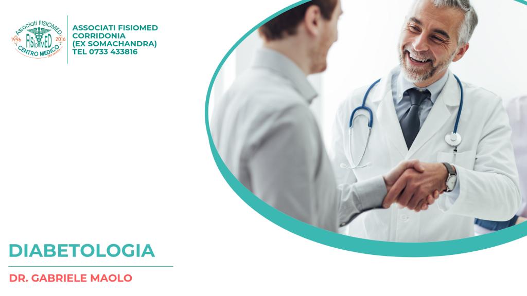 diabetologo e diabetologia macerata corridonia civitanova fisiomed dr gabriele maolo