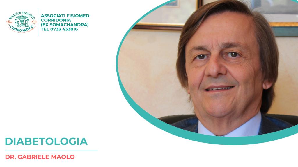 dr. Gabriele Maolo diabetologo fisiomed sforzacosta corridonia