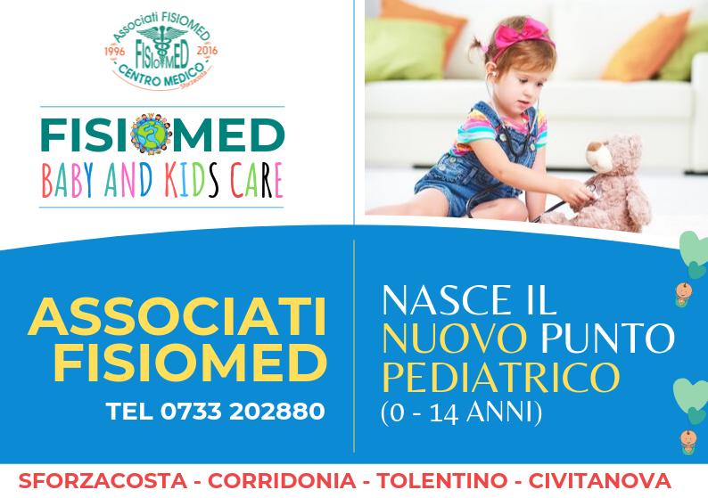 nuovo punto pediatrico fisiomed corridonia sforzacosta