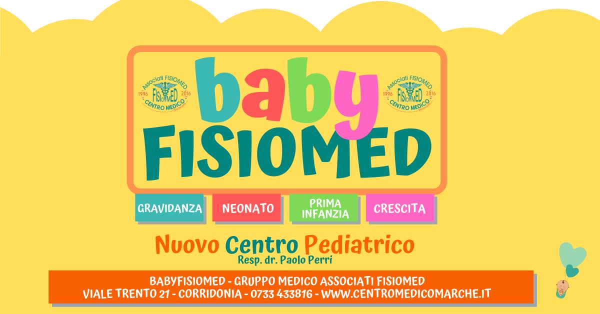 baby fisiomed centro pediatrico corridonia macerata