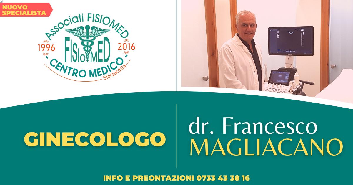 dr francesco magliacano ginecologo fisiomed corridonia